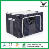 Eg-Fsb0066 Caja de almacenamiento plegable de gran capacidad de color azul