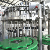 Máquina de engarrafamento carbonatada engarrafada plástico das bebidas do preço de fábrica