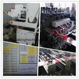 Automatische Dichtungs-Tasche-Beutel des PlastikZd-600ts drei seitlicher, der Maschine herstellt