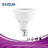 Lampada economizzatrice d'energia di PARITÀ LED dell'indicatore luminoso PAR30 11W E27