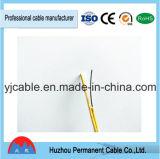 Alambre de teléfono militar del cable de la nave de China para la comunicación