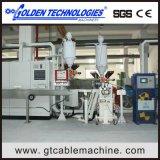 Производственная линия штрангя-прессовани PVC и PE пластмассы (90MM)