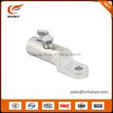 LV aluminio 2 pernos de seguridad Cabeza de empalme Enlaces conector mecánico