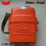 Beweglicher Sauerstoff-Respirator oder kleines Tiefbaubergmann Resporator