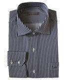 Los hombres Non-Iron visten camisetas de algodón (PL-M-HOJAS014)