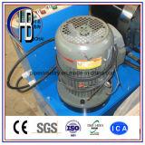 Machine sertissante de boyau hydraulique normal d'exportation