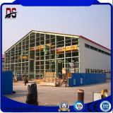 Edificios de acero pre dirigidos fáciles de la instalación del bajo costo que ensamblan