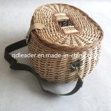Промысел ивы плетеной Creel корзин в популярных