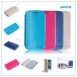 2013 Etui en cuir pour téléphone mobile S4 (JKSPTSAI Sumsung9500).