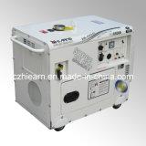 generador silencioso estupendo portable de la gasolina de la gasolina 5kw (GG6500SE)