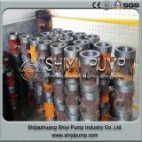 Pompe centrifuge de lavage de boue lourde de traitement des eaux de charbon avec la doublure en métal
