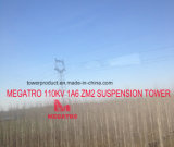 Megatro 110kv 1A6 Zm2の中断タワー