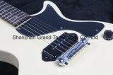 Grand Guitar / Kits de guitarra bricolage / Lp Paulo guitarra eléctrica na cor creme (BPL-117)