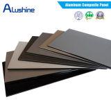 Comitato composito di alluminio spazzolato Foshan L Manufaturer dell'argento dell'oro