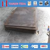 Plaque du manganèse DIN1.3401