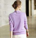 De Sweater van het Kasjmier van vrouwen om Hals 16brdw011