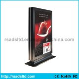 СИД рекламируя алюминиевый Signboard светлой коробки Scrolling