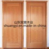 Portes composites en bois en MDF à design moderne pour vente chaude