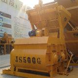 Mezclador concreto obligatorio concreto de la máquina Js500 de la alta calidad