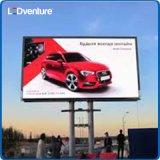 Señalización a todo color al aire libre de HD LED Digitai