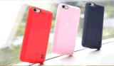 Caisse de batterie spéciale sans fil de pouvoir de modèle du produit 2016 en gros pour l'iPhone 6 positif