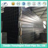 Soldar tubos de acero de carbono negro