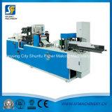 Impressão eficiente elevada com a máquina de gravação do guardanapo de papel