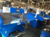 Plein coupeur de papier hydraulique de contrôle de programme de Guowei (67F)
