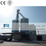Силосохранилище 10000 тонн стальное для деревянных щепок