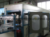 Caja plástica automática del tazón de fuente de la bandeja de la placa de Donghang que forma la máquina