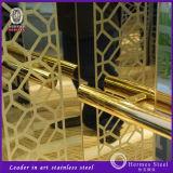 Preiswerteres Preis-Edelstahl-Blatt für Dekoration-Projekt Qatar