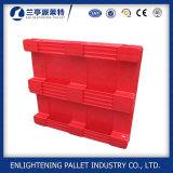 Pálete plástica industrial resistente para a venda