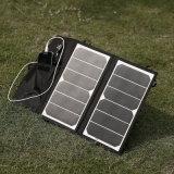 caricatore portatile del comitato solare di 10W Sunpower per il telefono mobile