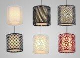 Metallschneidende hängende Lampe (WHP-330S)