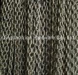 Chaîne de liaison de bobine ASTM petite en acier inoxydable