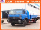 Dongfeng 3 essieux asphalte camion citerne semi-remorque Transporteur de bitume