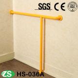 Barra portatile della maniglia del corrimano della scala degli accessori della stanza da bagno per gli handicappati