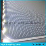 El panel de luz de gran alcance mini estilo LED