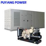 60Hz générateur diesel refroidi à l'eau polycylindrique triphasé à C.A. Cummins pour le marché de l'Amérique du Sud