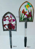 Lampe Solaire de Jardin d'une pelle de décoration