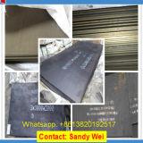 Jeûnent la plaque élevée Mn13 X120mn12 1.3401 A128 d'acier de manganèse de Tisco de vente