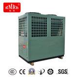 Attrezzatura di refrigerazione raffreddata ad aria dei moduli, pompa termica
