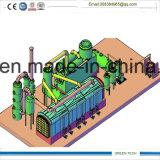 Reattore del traforo di Irrotional della pianta speciale di pirolisi del pneumatico con alta efficienza