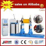 Jp Disque d'équilibrage de roulement de la machine pour la roue de turbine de ventilateur centrifuge
