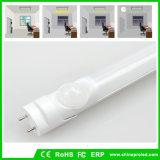 Tubo del sensor de la alta calidad 18W el 1.2m T8 LED PIR