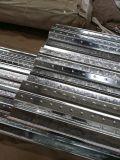 Lamiera di acciaio galvanizzata del metallo del materiale da costruzione della piattaforma di pavimento