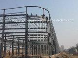 Depósito de aço estrutural Turn-Key