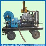 grosse Abwasserkanal-Reinigungs-Pumpen-Triplex Hochdruckpumpe des Wasserstrom-200bar