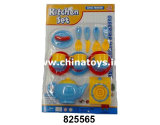 Conjunto educativo de la cocina de los juguetes de la fábrica del juguete, cocinando el juguete del té (825582)