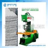 Impulsado eléctrica hidráulica Piedra Splitter para Hacer la pared de piedras